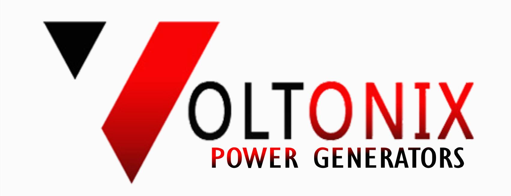 Voltonix Power Generators logo