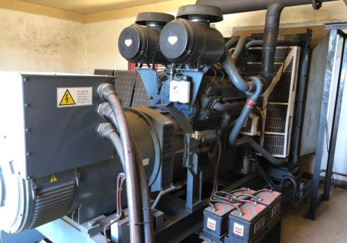 generator engine and parts